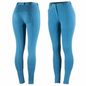 Breeches HORZE ACTIVE women's, silicone Grip Full Seat / 36277