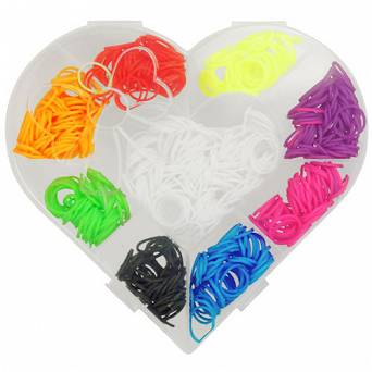 Plaiting bands YORK HEART / 248301