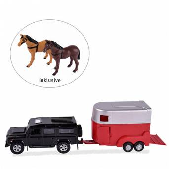Set horse box WALDHAUSEN  / 7035000