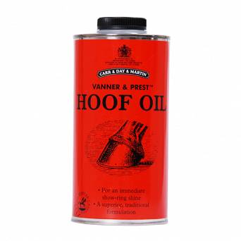 530105 CARR & DAY & MARTIN CANTER Hoof Oil Olej do kopyt 1000 ml