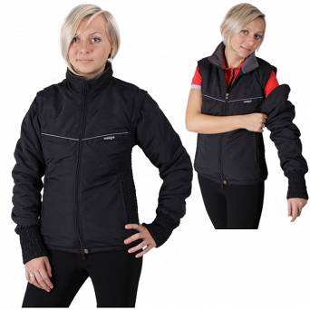 0609  Ladies' riding jacket-vest MAGDALENA