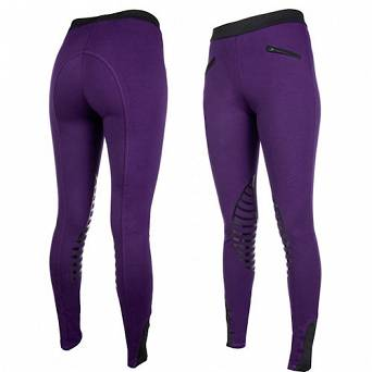 HKM HKM Riding leggins STARLIGHT - kids