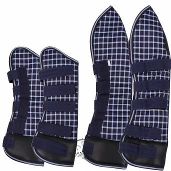 T73 MUSTANG Travel boots  (set of 4)