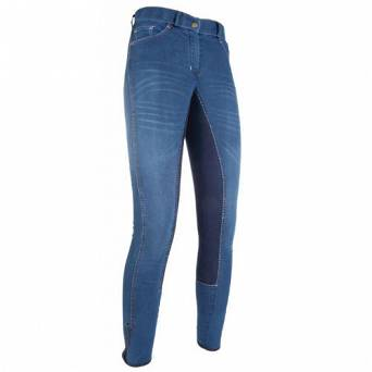 Riding breeches HKM SUMMER DENIM JEANS / 3078