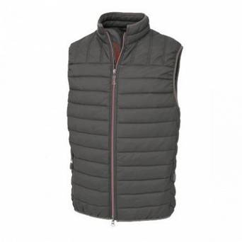 PIKEUR Mens quilted waistcoat PICO / 700700