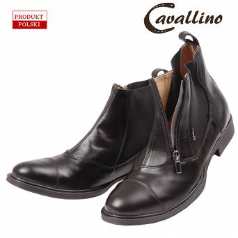 0455702  CAVALLINO Riding boots with zipper  (39-45)