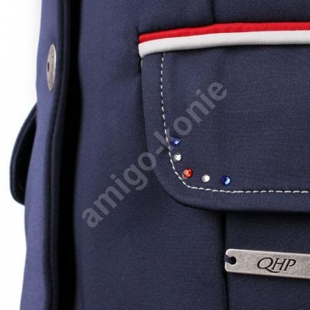 QHP Rajtrok konkursowy damski COCO softshellowy (frak skokowy, jeździecki) 8137