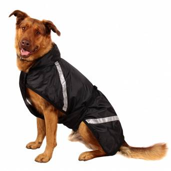 0331 AMIGO polyester and fleece jacket for big dogs
