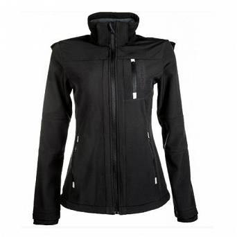 Softshell jacket HKM SPORT SOFTSHELL ladies / 5273