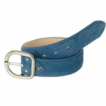 PIKEUR Leather trouser belt / 182200