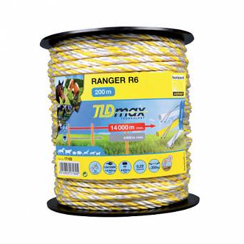 HORIZONT Polywire Ranger R6 - 200 m (6 mm) TLD / 17182K