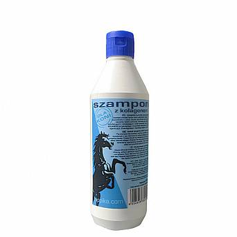 66 HIPPIKA Horse shampoo with collagenem 500ml