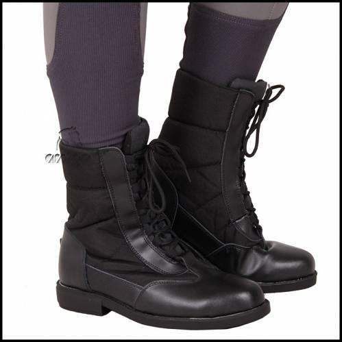edbe160ff03ee HKM Termobuty krótkie buty zimowe ALASKA / 5120