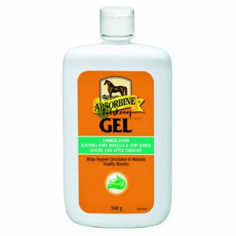 ABSORBINE Gel Embrocation, Wcierka w żelu 340g / 430503