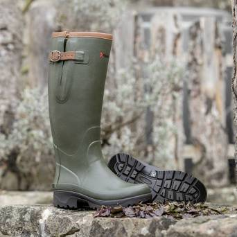 CROSSLANDER WELLINGTON BOOTS KODIAK / 3912