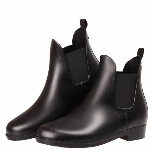 c10821d9cd8e5 0420 CAVALLINO Sztyblety jeździeckie gumowe - krótkie buty do jazdy konnej  (rozmiary od 29 do 42)