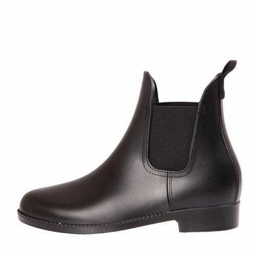 f9d1750329c68 0420 CAVALLINO Sztyblety jeździeckie gumowe - krótkie buty do jazdy konnej  (rozmiary od 29 do 42)