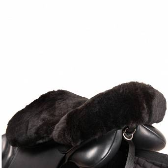 11C1 MUSTANG Sheepskinl seat cover