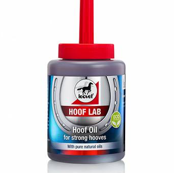 LEOVET HOOF LAB Hoof Oil, olej do kopyt 450ml / 082173