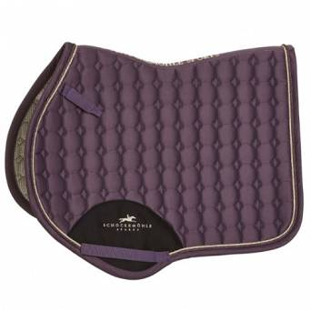 Saddle pad VS SCHOCKEMÖHLE SHINY POWER PAD S STYLE, Spring - Summer 2021 / 1610-00085