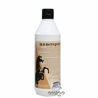 64 HIPPIKA Horse Shampoo with biosulphur 500ml