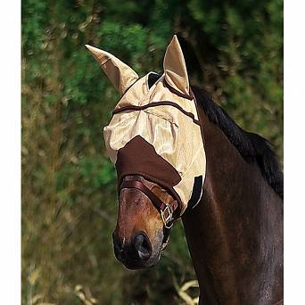 EQUI-THEME FLY PROTECTOR Fly mask  / 4001