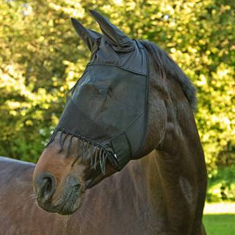 47 KERBL Fly Mask for horses
