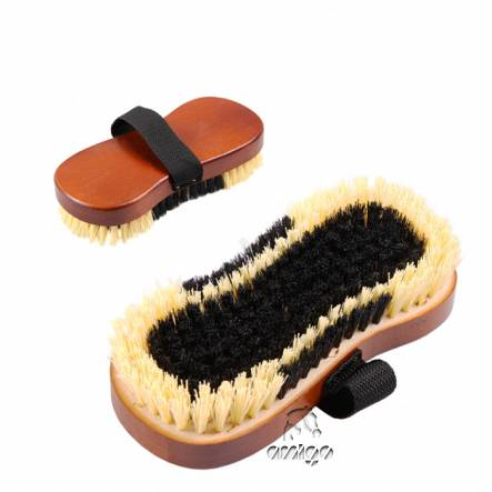 SIMON Shaped brush with synthetic bristle 16,5