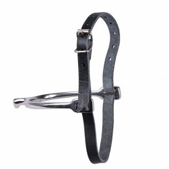 09H DAW-MAG  Leather spur straps (pair)