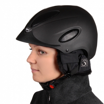 1051 STALLION Earmuffs - fur-warmer for helmets