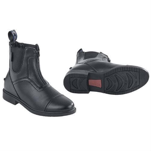 be17e1db542cc BUSSE Sztyblety jeździeckie -vjodhpur FLATEY - krótkie buty do jazdy konnej  / 7275