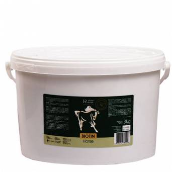 OVER HORSE Biotyna, biotin HORSE 3kg