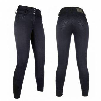 HKM Riding breeches Velluto Jeans, collection CM Velluto / 11013