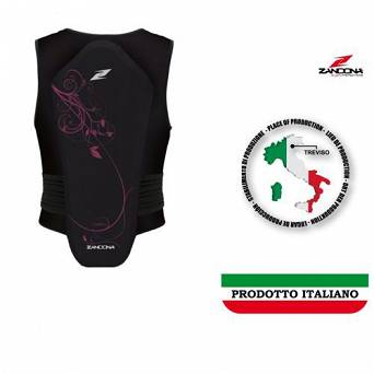 ZANDONA Soft Active Vest Kid x8 Equitation /E1848K
