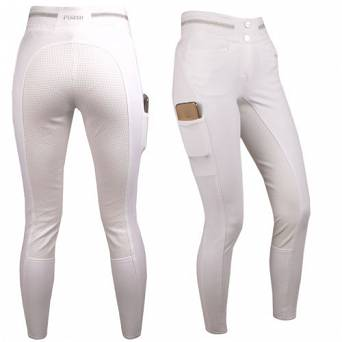 PIKEUR  Breeches CALANJA  with 3/4 seat panel, Spring - Summer 2019 Collection / 142006
