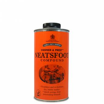 CARR & DAY & MARTIN Vanner&Prest neatfoot oil - 500ml