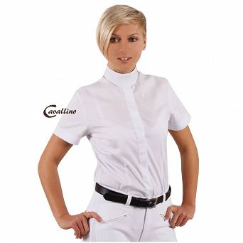 0327 CAVALLINO Ladies' competition shirt
