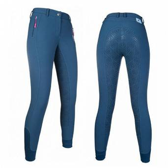 HKM Riding breeches youth ACTIVE 19ZOE silicone full, Collection ACTIVE 19 / 10561