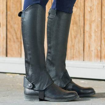 Leather Half Chaps HORZE / 37294