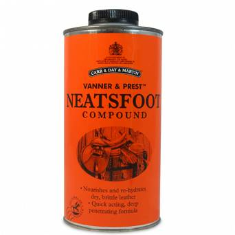 CARR & DAY & MARTIN Vanner&Prest neatfoot oil - 1000ml