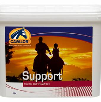 CAVALOR® Support Granulowana Mieszanka Mineralno Witaminowa - 5kg