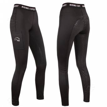 HKM Breeches - leggings GRAZ silicone / 1188