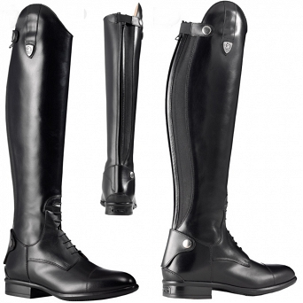 09 TATTINI  BOXER Riding Boots With Zip/laces