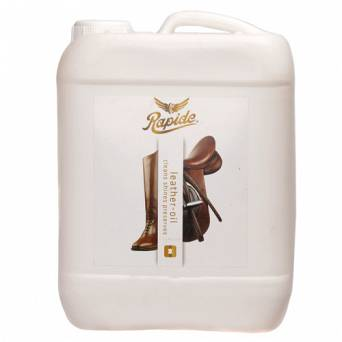 RAPIDE LEATHER OIL Olej do skóry  5l / 1013