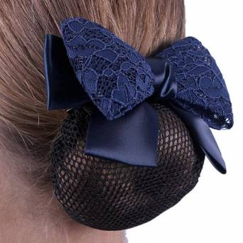 Hair bow QHP LACE / 8368