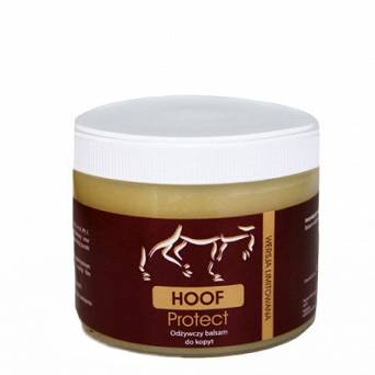 OVER HORSE Hoof Protect - odżywczy balsam do kopyt - 400g